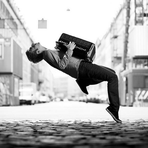 Creative Portraits Of Musicians By Nikolaj Lund
