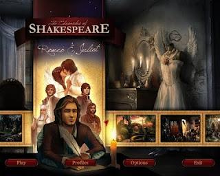 The Chronicles of Shakespeare - Romeo & Juliet [BETA]