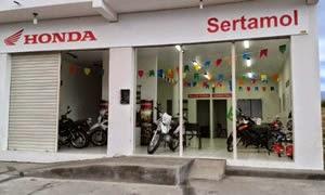 SERTAMOL HONDA SERRA TALHADA-PE
