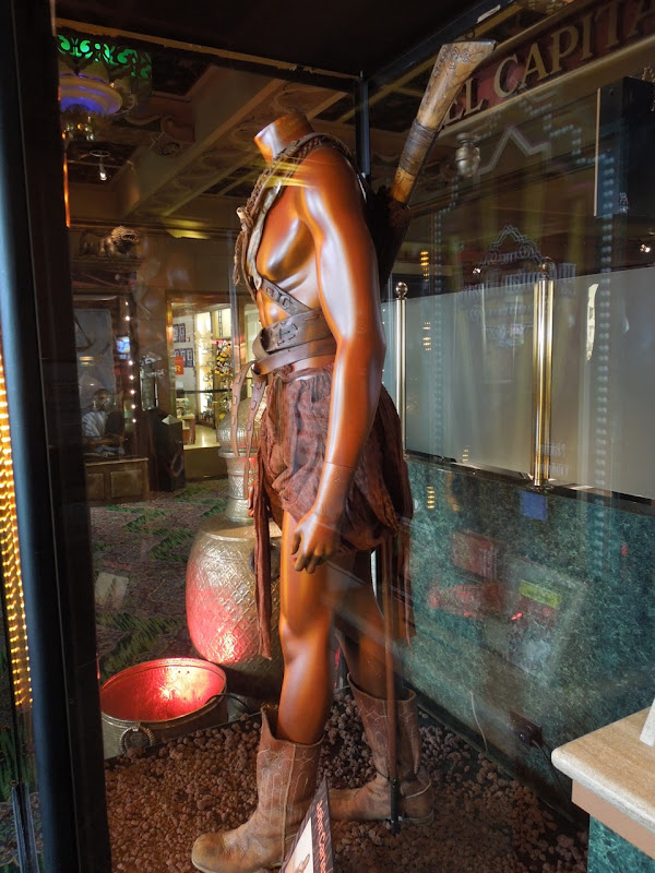 John Carter costume side