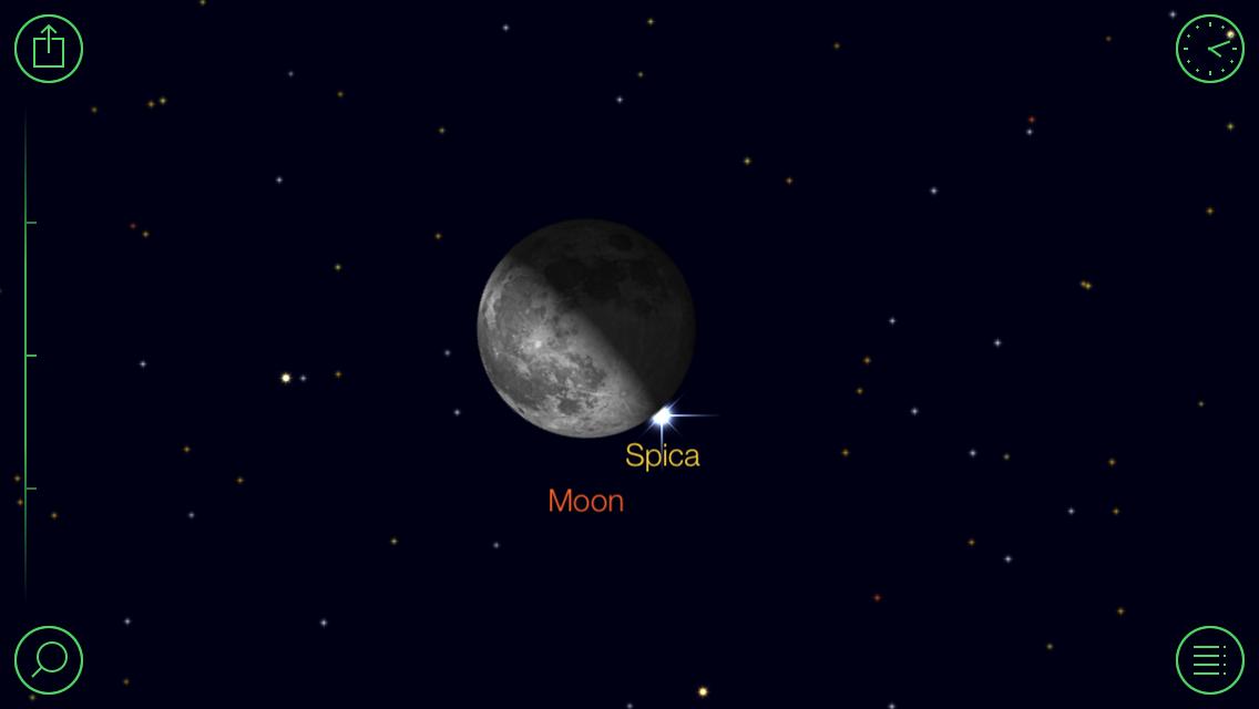 moon and spica screenshot