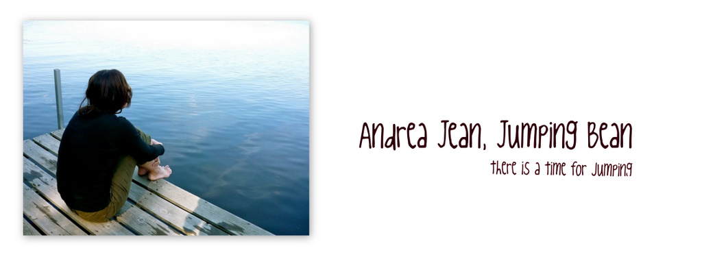 Andrea Jean, Jumping Bean