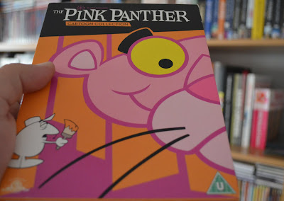 The Pink Panther Cartoon Collection (4 DVD BOX SET)