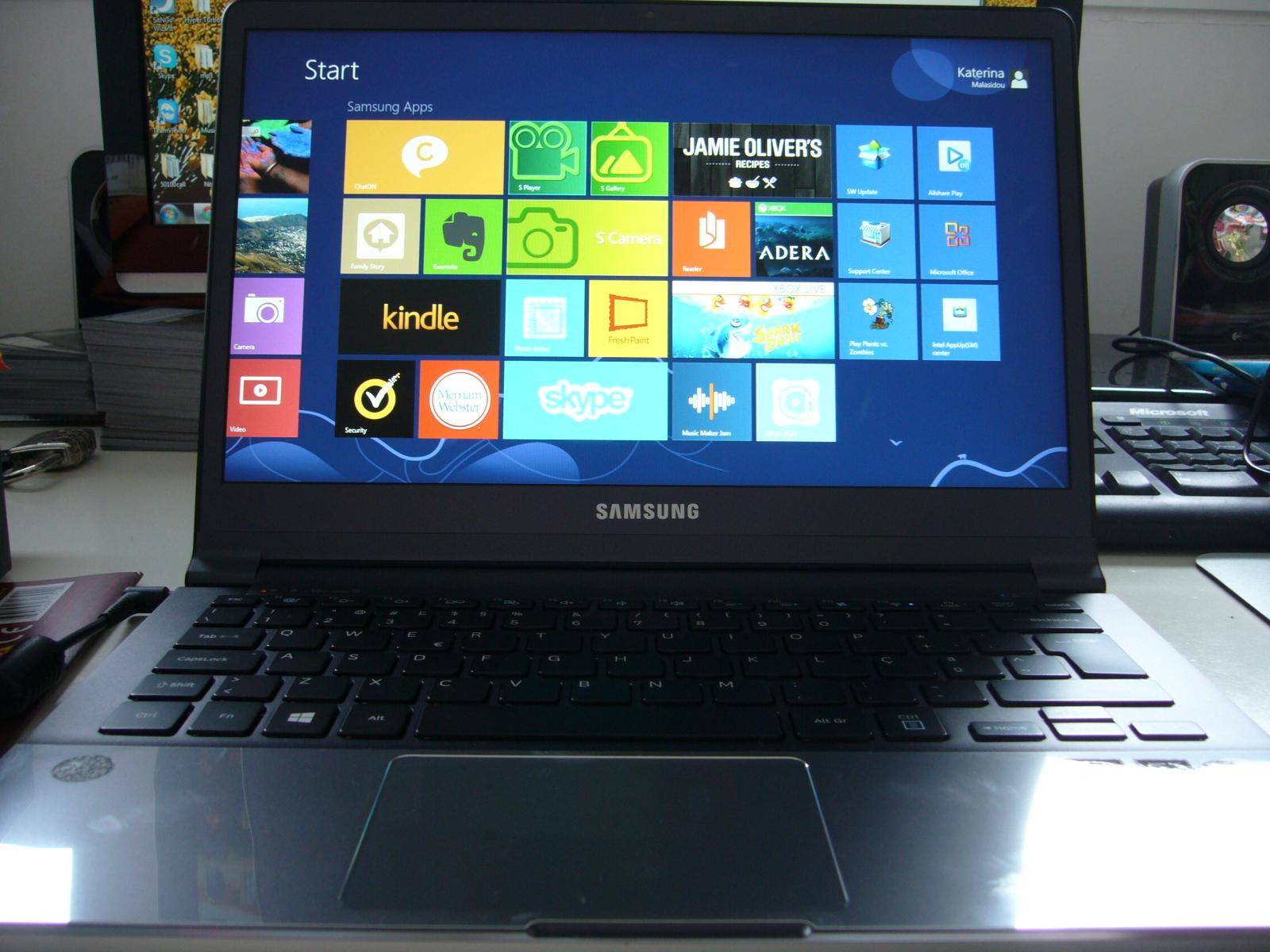 Samsung 900X3C - любовь с первого взгляда