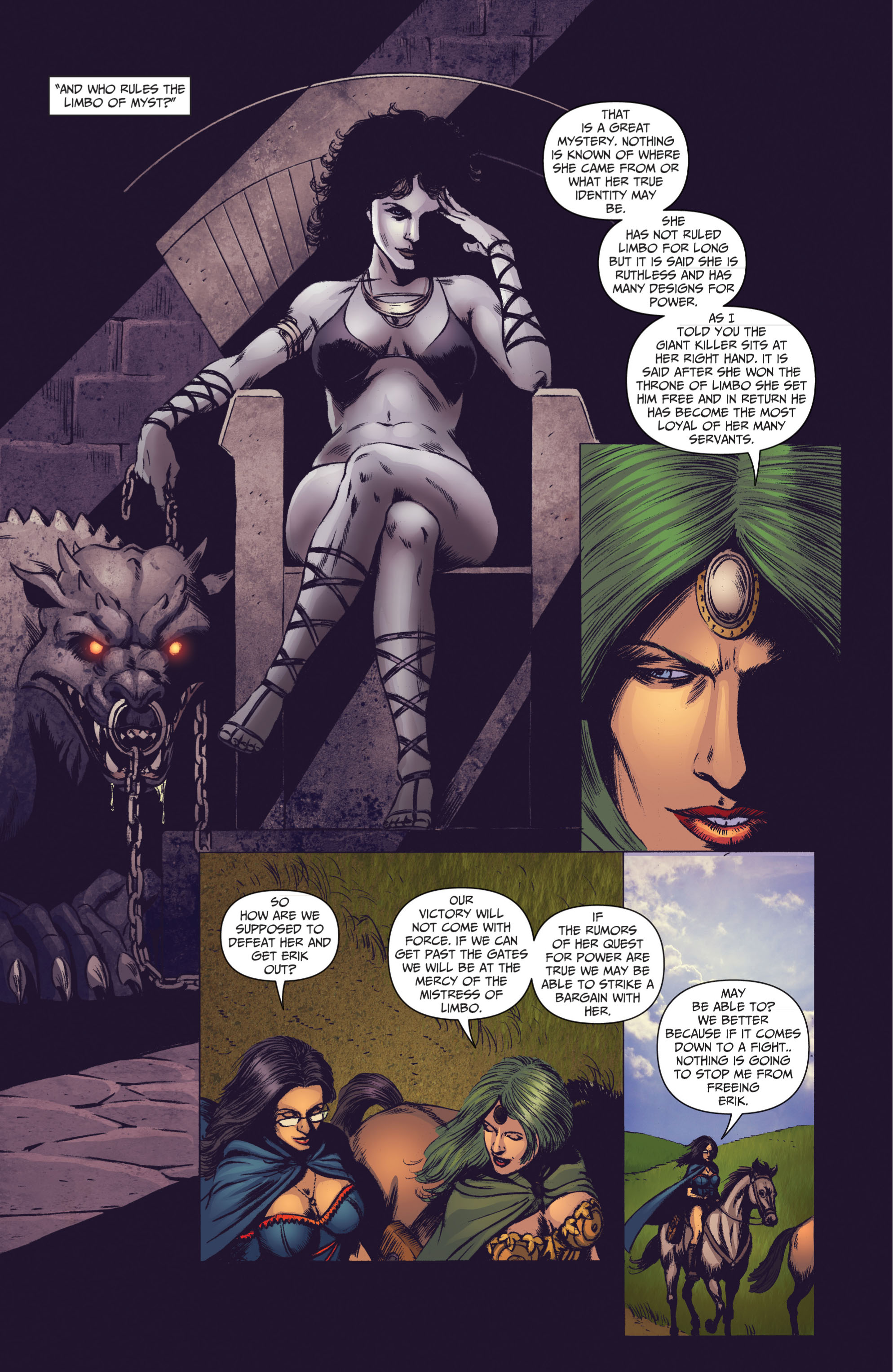 Grimm Fairy Tales (2005) Issue #66 #69 - English 8