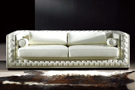 Modern Leather Sofa Italian Designs
