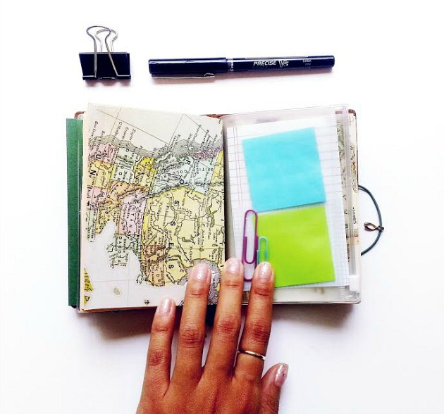 Diy midori passport size inserts seaweed kisses i like the idea if making my own inserts now as it gives me the flexibility to use whichever paper i like plus when youre drawing and journaling on such solutioingenieria Image collections