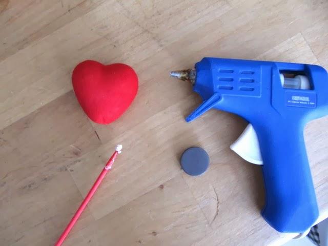 Valentine magnets