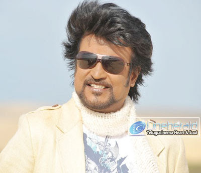 Super-star-rajani-kanth Wallpaper