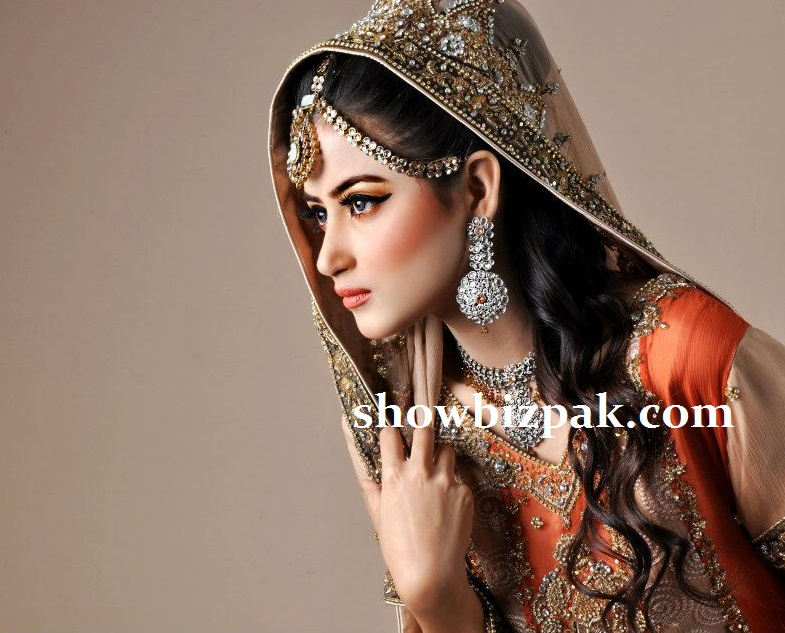 Celebrity Weddings: Sajal Ali Wedding Pics