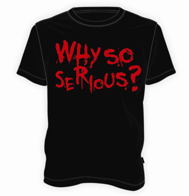 koszulka Why so serious