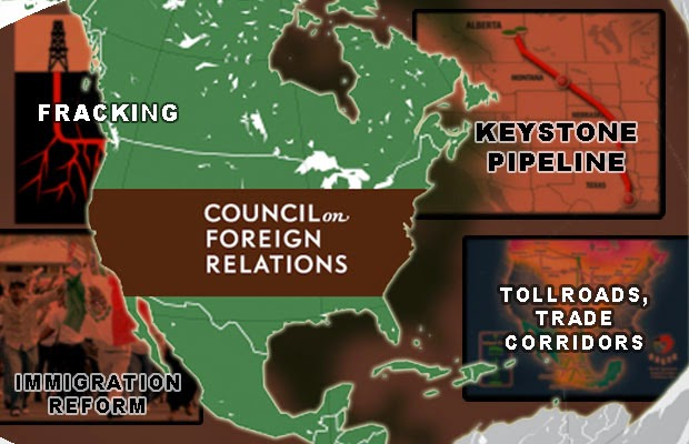 CFR: 2016 Candidates Must Build an 'Integrated' North America