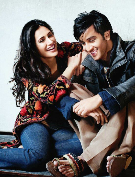 , Nargis Fakhri And Ranbir Kapoor Filmfare Magazine Stills