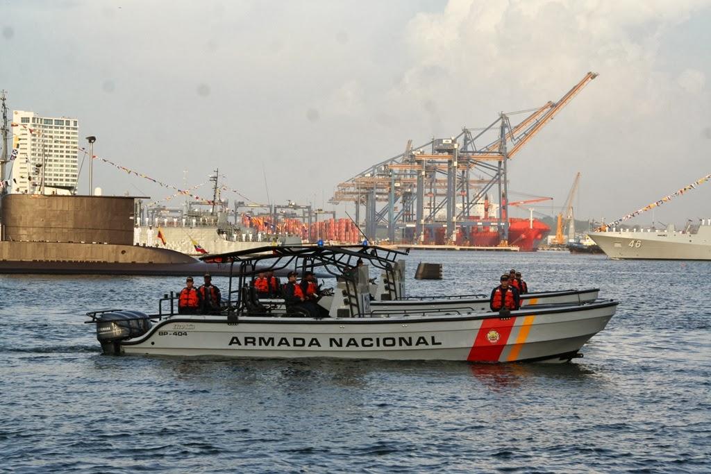 Guardacostas COlombia Armada