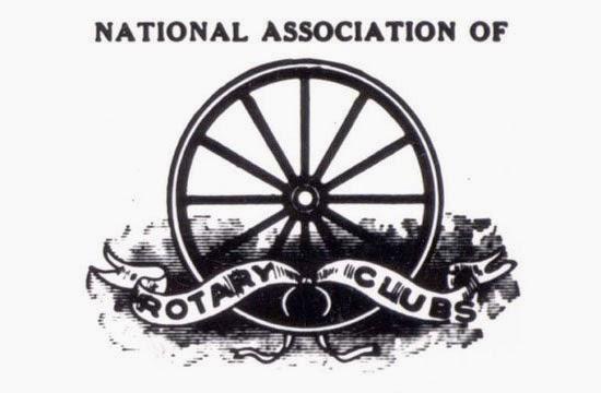 Emblema Rotariano, 1910.