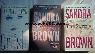 Koleksi Novel Sandra Brown Bahasa Inggris