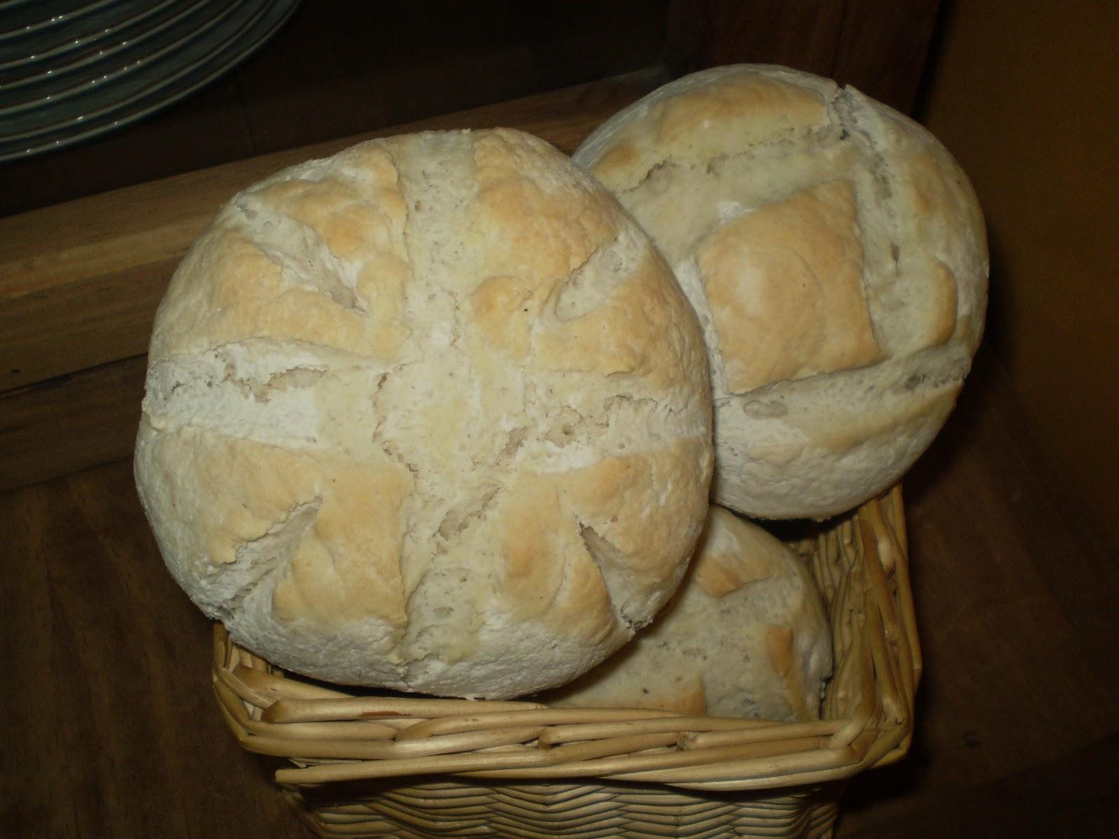 Cocinar es cosa de ni os pan con harina de arroz y trigo for Cocinar trigo