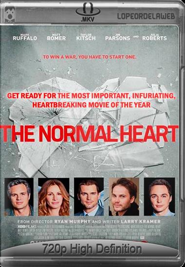 Lo Normal del Corazón (2014) BRrip 720p Latino-Ingles
