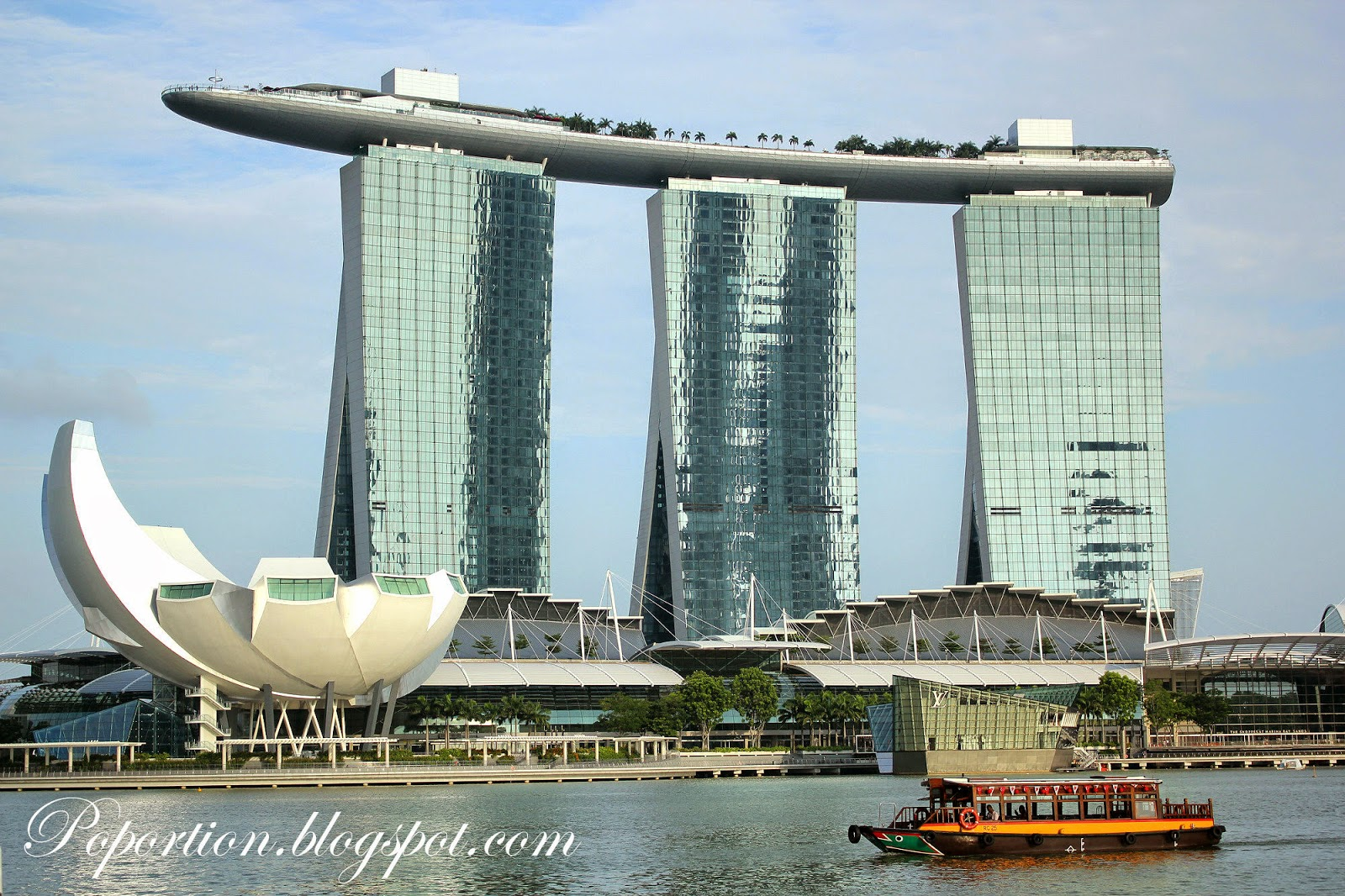 singapore best view where to go