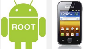 My Galaxy Young APK: Root Samsung GALAXY Y GT-S5360