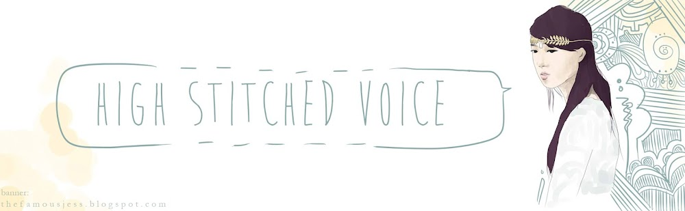 High-Stitched Voice