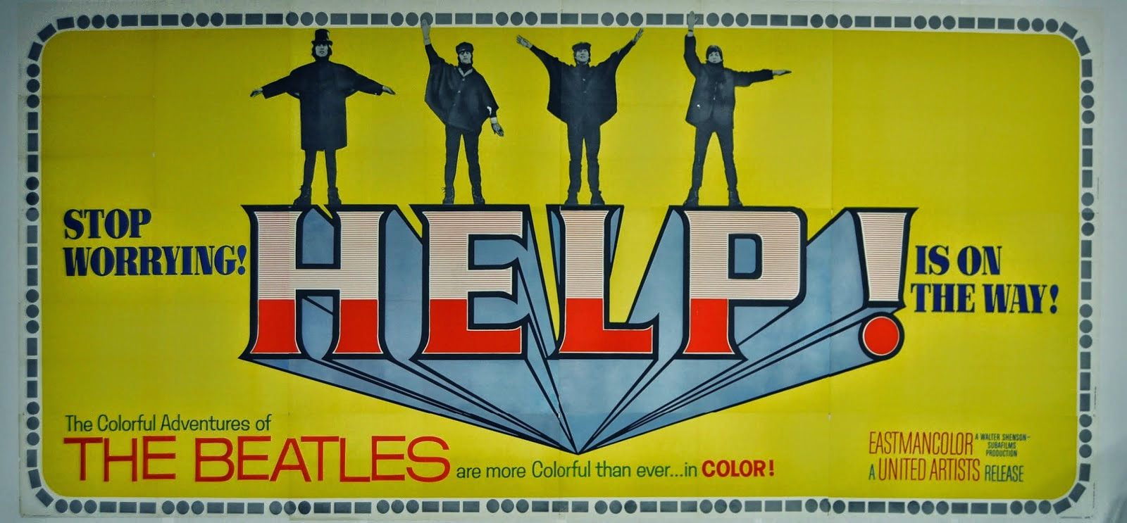 mark my words movie review the beatles in help  movie review the beatles in help 1965