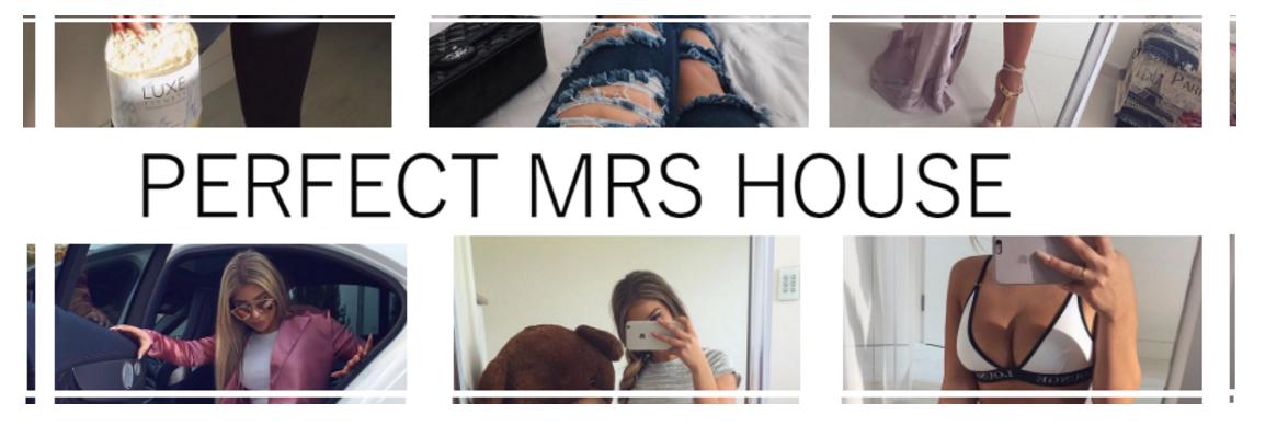 PerfectMrsHouse