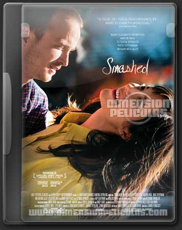 Smashed (BRRip HD Inglés Subtitulada) (2012)