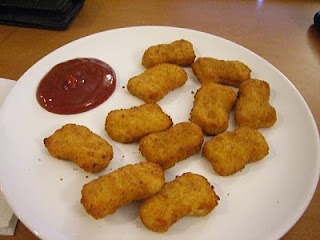 How to Make a Simple Chicken Nugget