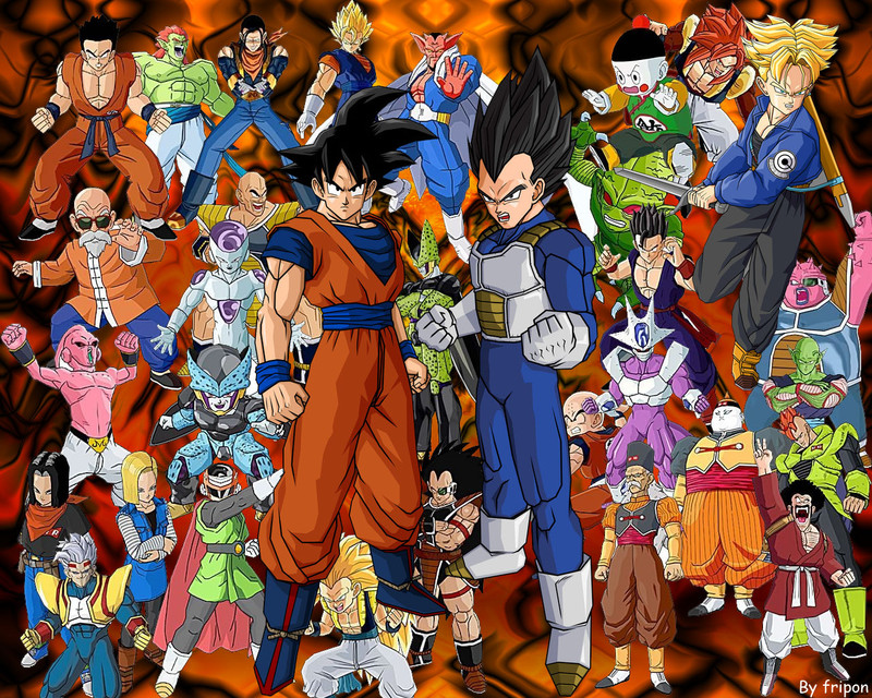 Inscripciones SOTW #13 Dragon Ball Dragon+ball+z