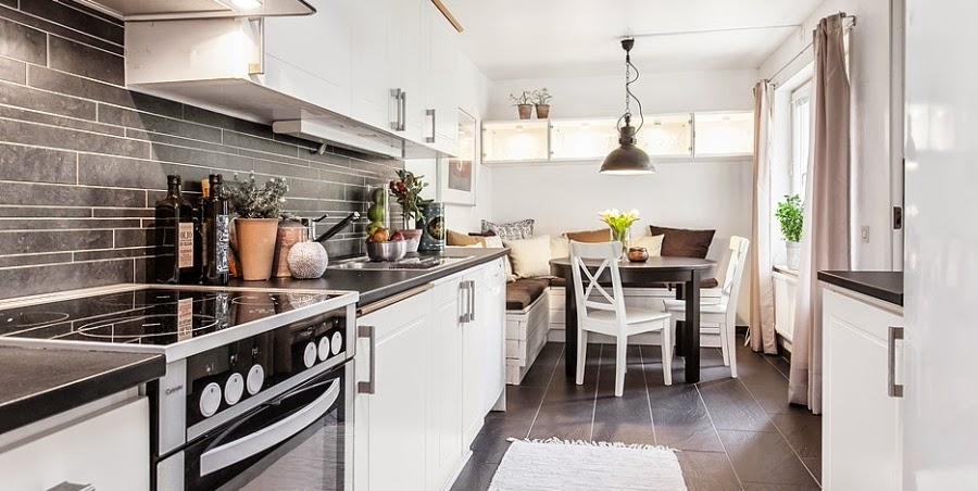 wystrój wnętrz, wnętrza, urządzanie mieszkania, dom, home decor, dekoracje, aranżacje, kuchnia, białe wnętrza