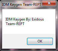 Baru ! Keygen Internet Download Manager (IDM)