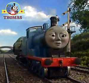 Old Thomas & friends Edward the blue engine out of breath magnificence wood furniture shipment