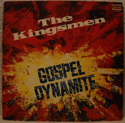 The Kingsmen Quartet-Gospel Dynamite-