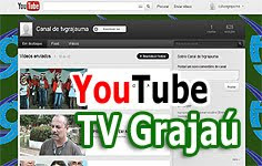 YouTube da TV Grajaú