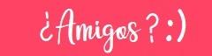 Titulo: Amigos