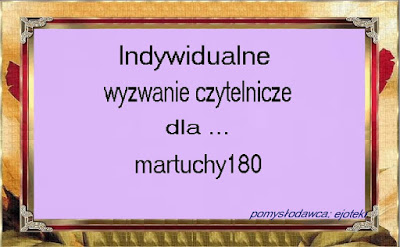 WYZWANIE INDYWIDUALNE do 21.09