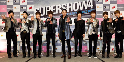 Harga Tiket Konser Super Junior SuJu 'SS4' Jakarta