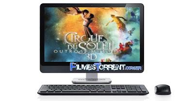 Baixar Filme Cirque+du+Soleil+ +Outros+Mundos Cirque du Soleil Outros Mundos (Worlds Away) (2013) BDRip XviD Dual Audio