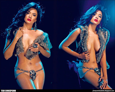 Yam Concepcion In FHM 1