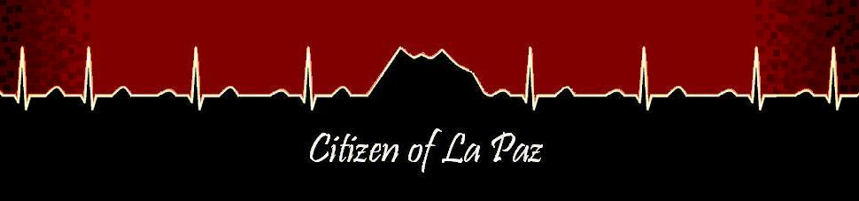 Citizen of La Paz