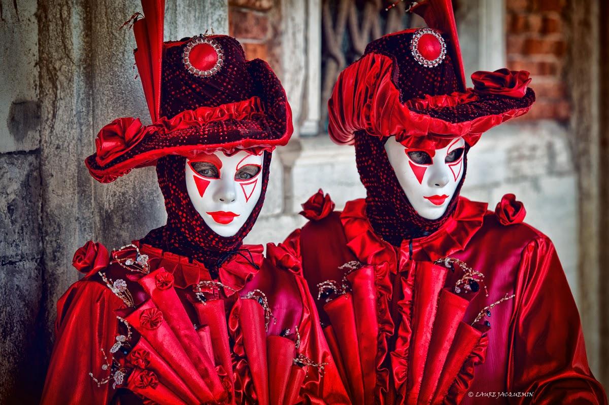 costume carnaval de venise