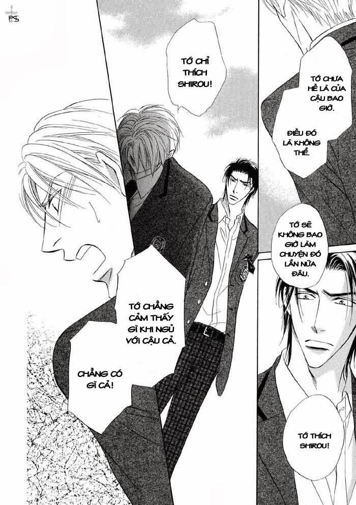 Renai Kyoutei Nukegake Nashi Chapter 3 - Trang 36