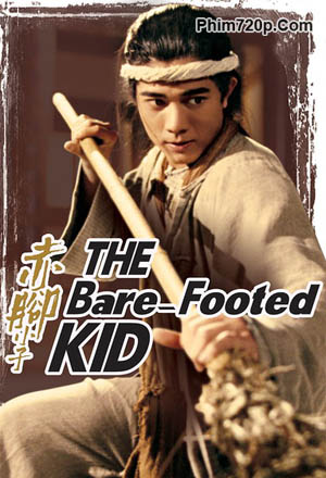 The Bare Footed Kid 1993 poster