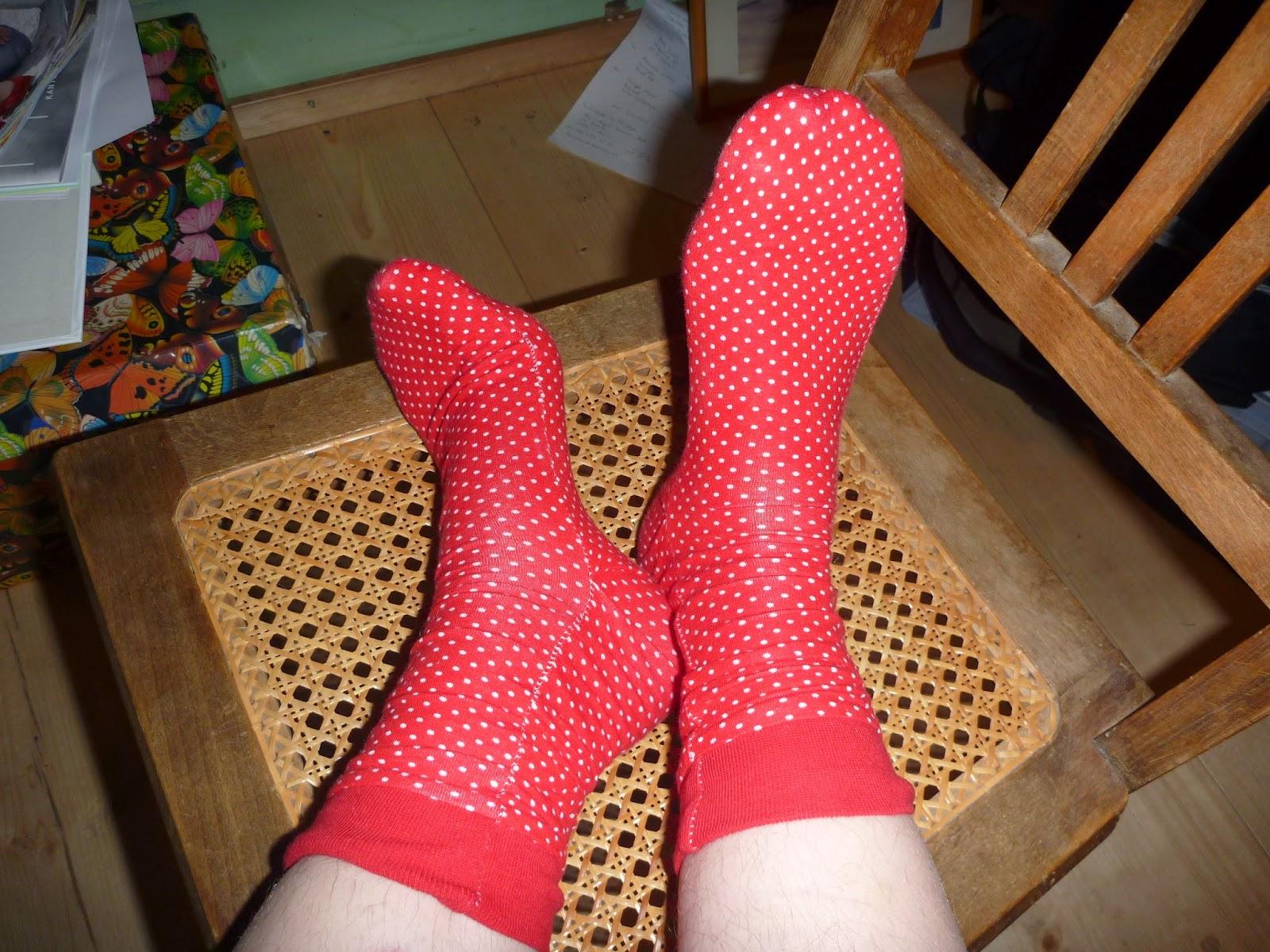 Freebook Socken nähen