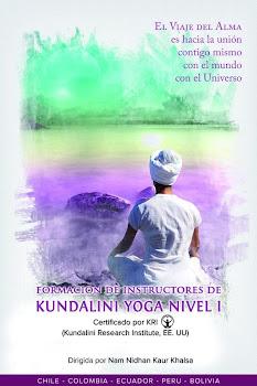 Instructorado de Kundalini Yoga 2011 - 12
