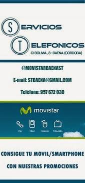 SERVICIOS TELEFÓNICOS - BAENA