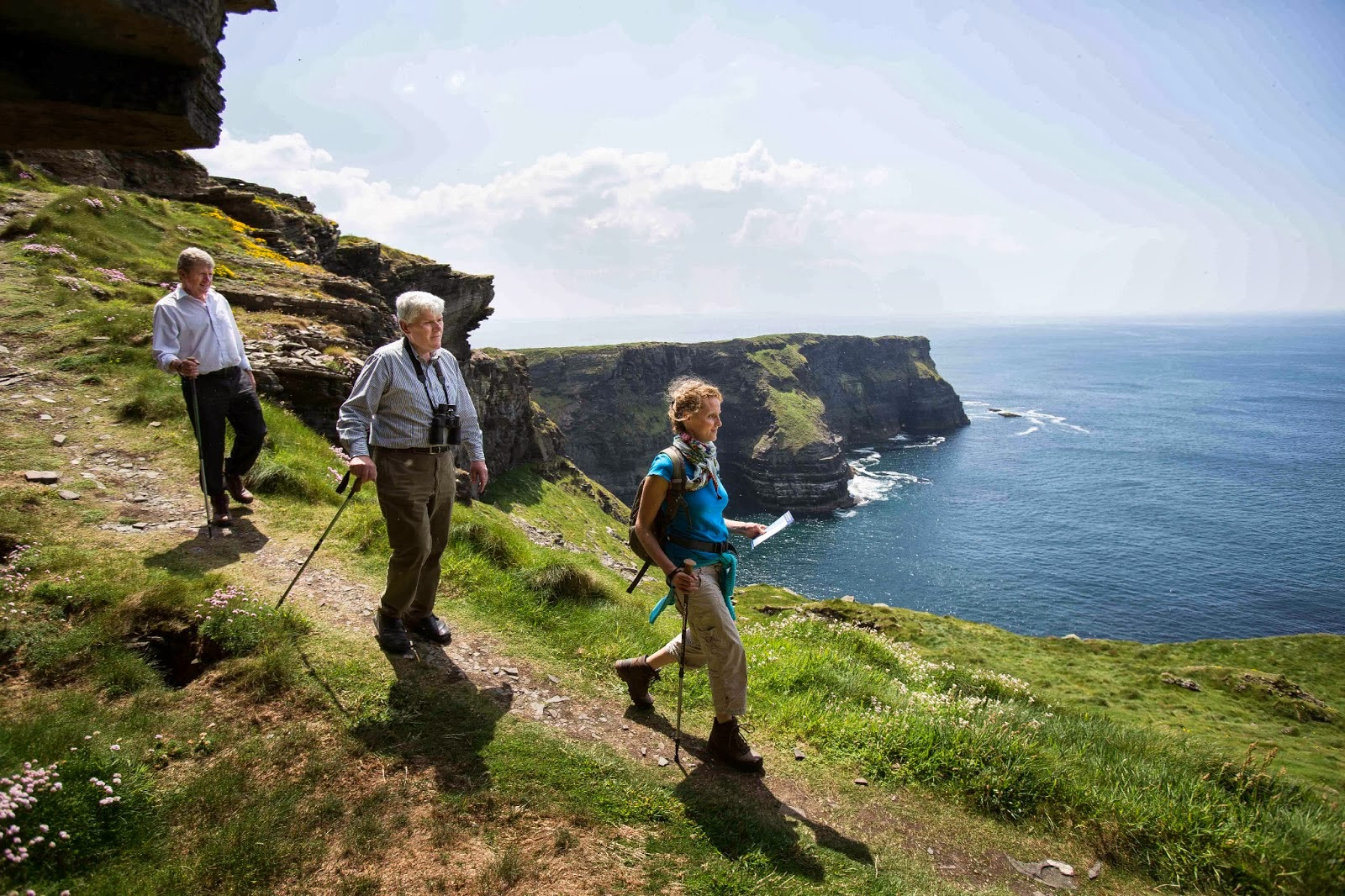 Cliffs of Moher Visitor Experience shortlisted for digital award