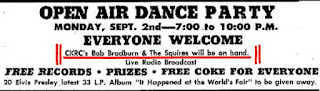 Neil Young and The Squires 2. September 1963