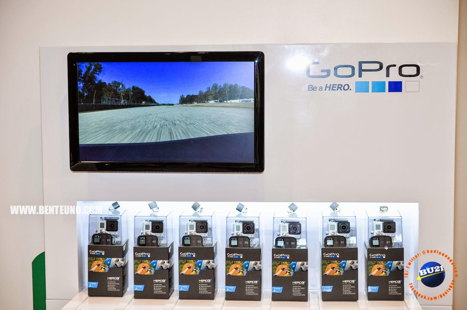 GoPro cameras in Pismo Digital